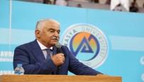 HUKUK FAKÜLTESI - Başkan Yıldız Açıklaması 'Yeni Fakültelerimiz Açılırsa Bölgenin İstihdam Üssü Oluruz'