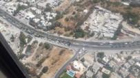 POLİS HELİKOPTERİ - Bayramın Son Günü Muğla'da Trafik Havadan Ve Karadan Denetlendi