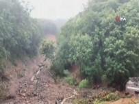 ZHEJIANG - Çin'de Lekima Tayfunu'ndan 12 Milyon Kişi Etkilendi