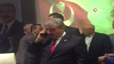Cumhurbaşkanı Erdoğan'dan Destici'ye Bayram Telefonu