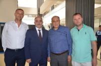 FEVZI KıLıÇ - Erenler Belediyesinde Bayramlaşma Gerçekleşti