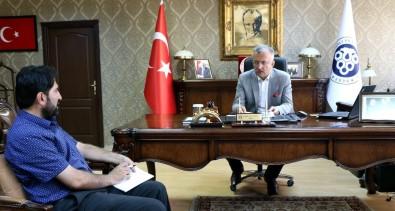 Erzincan Binali Yıldırım Üniversitesi 25 Binin Üzerinde Öğrencisiyle Yeni Akademik Yıla Hazır
