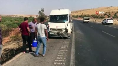 Gaziantep'te Zincirleme Trafik Kazası Açıklaması 7 Yaralı