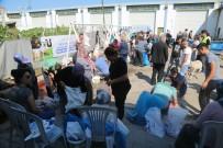 Odunpazarı Belediyesi Kurban Kesim Alanlarından Tam Not Aldı