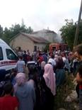 KıRKA - Sinanpaşa İlçesi Kırka Kasabasında Çıkan Yangın Korkuttu