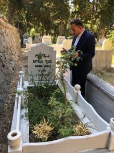 Ufuk Cömez Efsane Başkanı Unutmadı