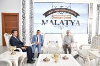 ADLI TıP - Adli Tıp Kurumu Başkanı Büyük'ten Başkan Gürkan'a Ziyaret