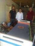 Büyükşehir'den Mehmet Amcaya Hasta Yatağı