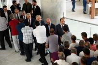Büyükşehir Ve Merkez İlçe Belediyeleri Bayramlaştı
