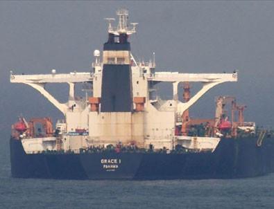 Cebelitarık'ta tutulan İran tankeri serbest kaldı