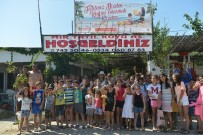ENGELLİ ÇOCUK - Çiğli Belediyesinden Kadın Ve Çocuklara Deniz Tatili