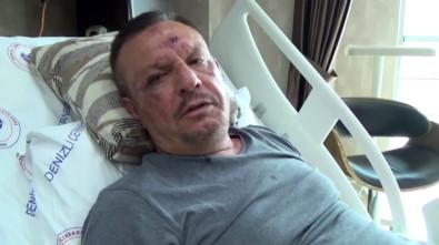 Süper Lig kulübünün başkanı kavgaya karıştı!