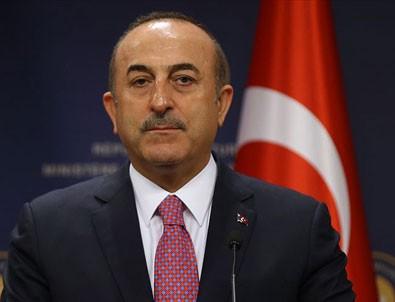 Dışişleri Bakanı Çavuşoğlu: Trump'ın 20 mil sözü var