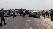 AMBULANS HELİKOPTER - Diyarbakır'da Katliam Gibi Kaza Açıklaması 4 Ölü, 4'Ü Ağır 8 Yaralı