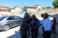 İBRAHİM KURT - Dumlupınar Protokolü Şehit Ve Gazi Ailerini Ziyaret Etti