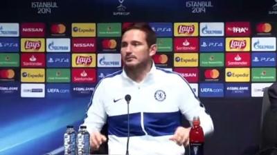 Frank Lampard Açıklaması 'Takımımın Performansından Gurur Duydum'
