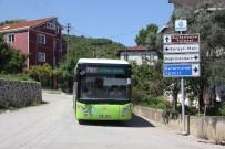 Gölcük'ün Aktarmasız İki Otobüs Hattı Vatandaşlara Kolaylık Sağlıyor