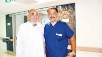 ÜNİVERSİTE HASTANESİ - Kanser Tanısı Konan Cezayirli Hasta Şifayı Türkiye'de Buldu