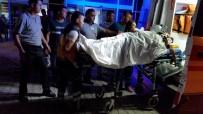 Konya'da Otomobil Takla Attı Açıklaması 2 Yaralı