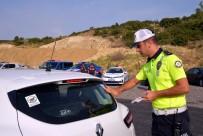 TRAFİK MÜDÜRLÜĞÜ - Kurban Bayramı Dönüşü Trafik Denetimi