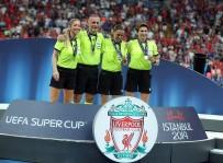 NIHAT ÖZDEMIR - Liverpool Kupasını Aldı