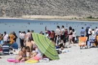Salda Gölü, Bayramda 40 Bin Tatilci Ağırladı