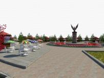 Selim'e Millet Bahçesi Ve Mesire Alanı Projesi