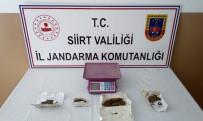 Siirt'te Uyuşturucu Ticareti Yapan 2 Kişi Gözaltına Alındı