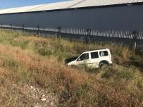 Sungurlu'da İki Ayrı Kaza Açıklaması 1 Ölü, 3 Yaralı