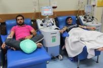 KÖK HÜCRE NAKLİ - TÖTM'de Aynı Anda 7 Hastaya Kök Hücre Nakli Yapıldı