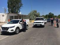 Üç Kat Artan Trafiğe Rağmen Kaza Yaşanmadı