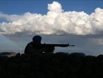 DAĞLıCA - Üs bölgesine saldıran teröristlere anında karşılık verildi