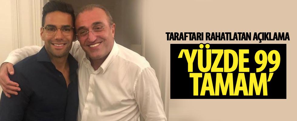 Abdurrahim Albayrak'tan Falcao açıklaması