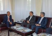 ATATÜRK ÜNIVERSITESI - Atatürk Üniversitesi İkili Anlaşmalarına Bir Yenisi Daha Ekledi