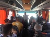 MUSTAFA CAN - Biga'da Kurban Bayramı Sonrası Trafik Uygulaması