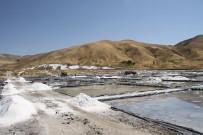 Bölgenin Tuz İhtiyacı Malazgirt'ten