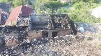 Çorum'da Ev Yangını Açıklaması 2 Ölü