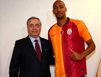 Galatasaray Nzonzi'yi açıkladı