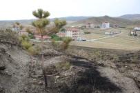 Havai Fişek Yangın Çıkarttı