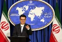 DIŞİŞLERİ SÖZCÜSÜ - İran Dışişleri Sözcüsü Açıklaması 'Grace-1'E Karşılık Taahhüt Vermedik'
