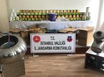 İstanbul'da Dev Operasyon Açıklaması 30 Kilo Bonzai Hammaddesi Ele Geçirildi