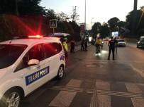 POLİS HELİKOPTERİ - Yeditepe Huzur uygulaması
