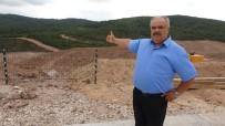 KIRAZLı - Kirazlı Köylüleri İsyan Etti Açıklaması 'Maden Sahası Geçim Kaynağı, Dokunmayın'
