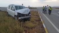 Kulu'da Trafik Kazası Açıklaması 6 Yaralı