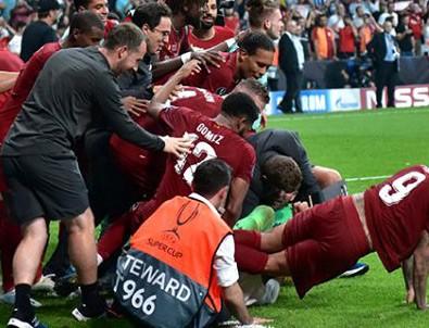 Liverpool o taraftarı şikayet etti