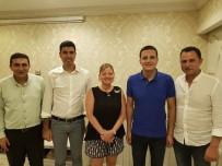 Mersin'de Belediye Özel Kalem Müdürlerinden Güç Birliği