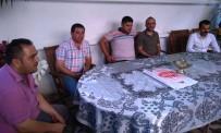 AHMET KOÇ - MHP Köşk Teşkilatından Dr. Ahmet Koç'un Ailesine Ziyaret