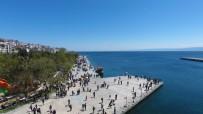 BAYRAM TATİLİ - 'Mutlu Şehir' Sinop'ta Turizm Mutluluğu