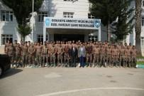Özel Harekat Polisleri, Hakkari'ye Törenle Uğurlandı