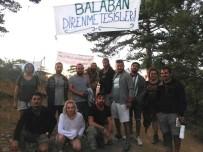 ALTIN MADENİ - Provokatörlerden Rahatsız Olan Eylemciler Çadır Alanı Terk Ediyor